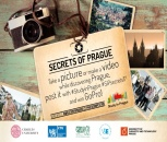 Secrets of Prague: Study in Prague photo/video competition